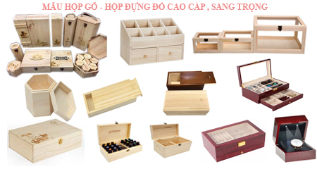 Hộp gỗ, hộp quà tặng, quà tặng doanh nghiệp, hộp rượu, hộp đựng trang sức